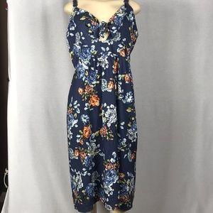 Xhilaration Floral Dress Size XXL